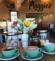 Maggie's Dog Cafe Shop and Salon