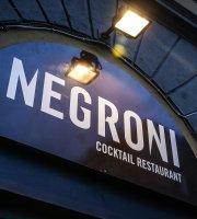 Negroni Cocktail Restaurant