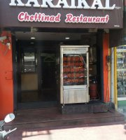 Hotel Karaikal Chettinad Restaurant