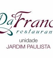 Restaurante Da Franco Jardins