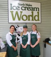 North Wales Ice Cream World