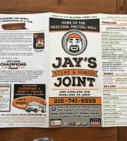 Jays steak and Hoagie Joint
