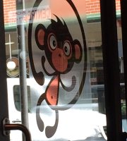 Funky Monkey cafe at Newtown