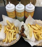 Amanda's Arepas y Shawarmas