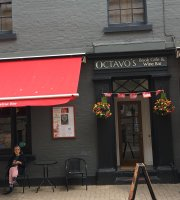 Octavo's Book Cafe & Wine Bar