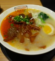 Kyumaru Ramen (Dawan Shopping Mall)