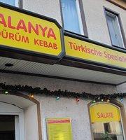 Alanya Durum Kebab Turkische Spezialitaten