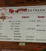Bj's Ice Cream Nye Beach