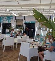Malibu'beach bar