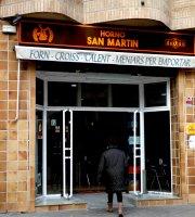 Horno San Martin