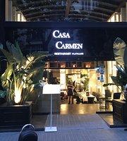 Restaurant Casa Carmen Paseo de Gracia