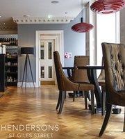Hendersons St. Giles Street