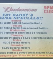Fat Daddy's Watering Hole