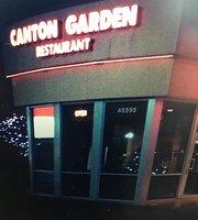 Canton Garden