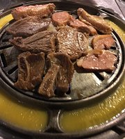 Pyeong Chang Korea BBQ restaurant