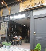 Pete + Dina's
