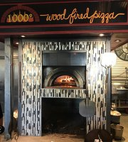 1000 Degree Wood Fired Pizza