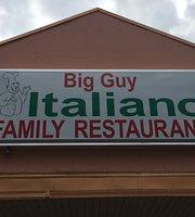 Big Guy's Italianos Restaurant