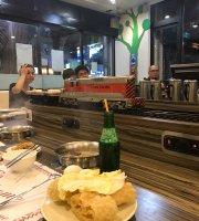 Yang Su Ting Loop Train Vegetarian Hot Pot