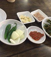 Wheat Yang Pork Rice Soup