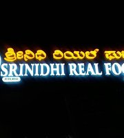 Srinidhi Real Food
