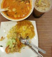 Zaabver Fried Rice & Tom Yum