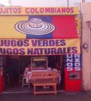 Antojitos Colombianos