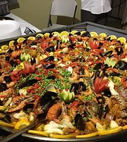 Paellas by Saul
