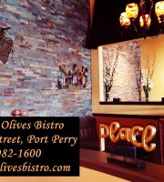 Pickles & Olives Bistro