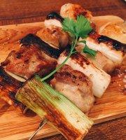 Charcoal Grill And Japanese Wine Kanda-Iwamotocho Style