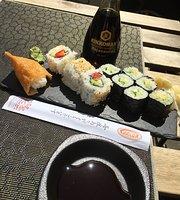 Ninja Lounge Sushi and Grill