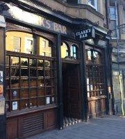 Clarks Bar