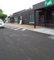 Kanayama Parking Area Inbound Line Snack Corner