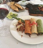 Restaurant La Mansión Insurgentes