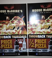Moose Mcguire's