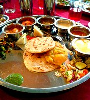 Sukanta Pure Veg Indian Thali