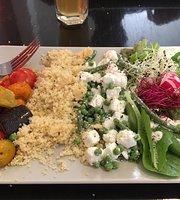 De Plaats Vegetarian Bar & Lounge