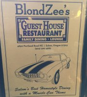 BlondZee's Guest House Restaurant