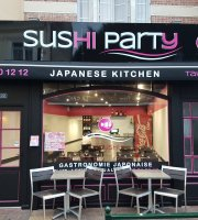 Sushi Party Cabourg
