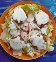 Burguer Kebab