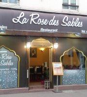 Restaurant Oriontal La Rose Des Sables