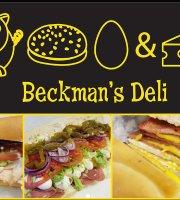 Beckman's Deli