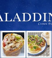 Aladdin Crown Pizza
