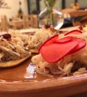 Patio Oaxaca Cocina Tradicional