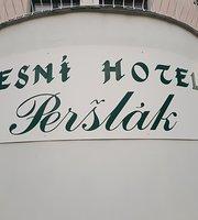 Lesni hotel Perslak -  restaurant
