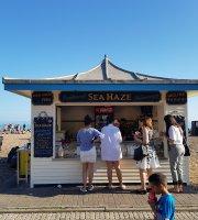 Sea Haze shellfish bar and fresh fish shop