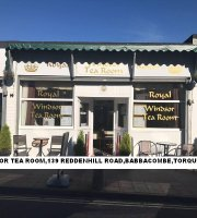 Royal Windsor Tea Room