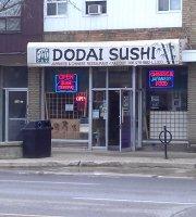 Holiday Garden & Dodai Sushi