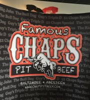 Chaps Pit Beef Aberdeen