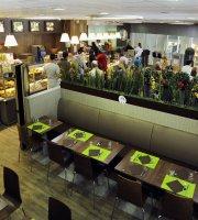 Relais H Bleu Café
